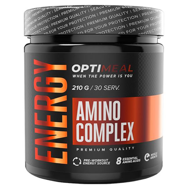 OptiMeal аминокислотный комплекс Energy Amino Complex