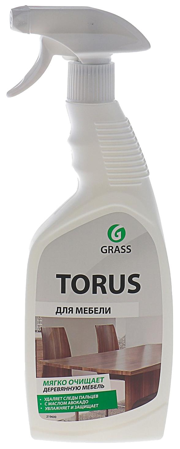 Очиститель полироль для мебели Hoff Torus