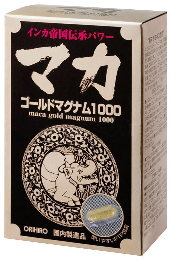 Орихиро Мака капсулы №90