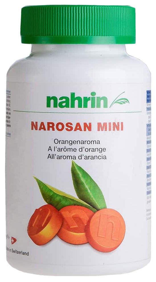 Купить Наросан мини, Нарин Наросан Мини конфета жеват. №80, Nahrin