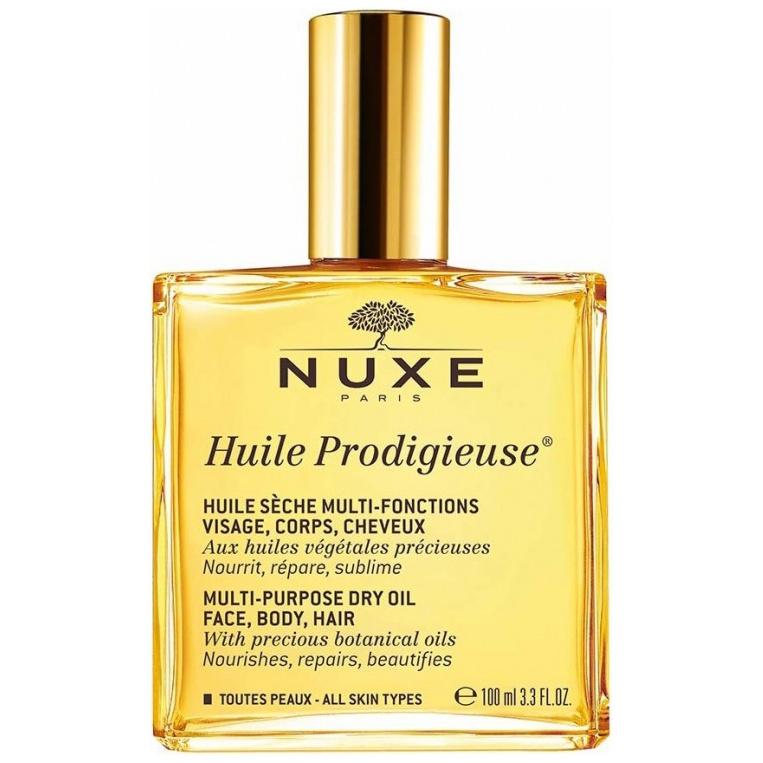 Купить Масло для волос Nuxe Huile Prodigieuse Multi-Purpose Dry Oil 100 мл