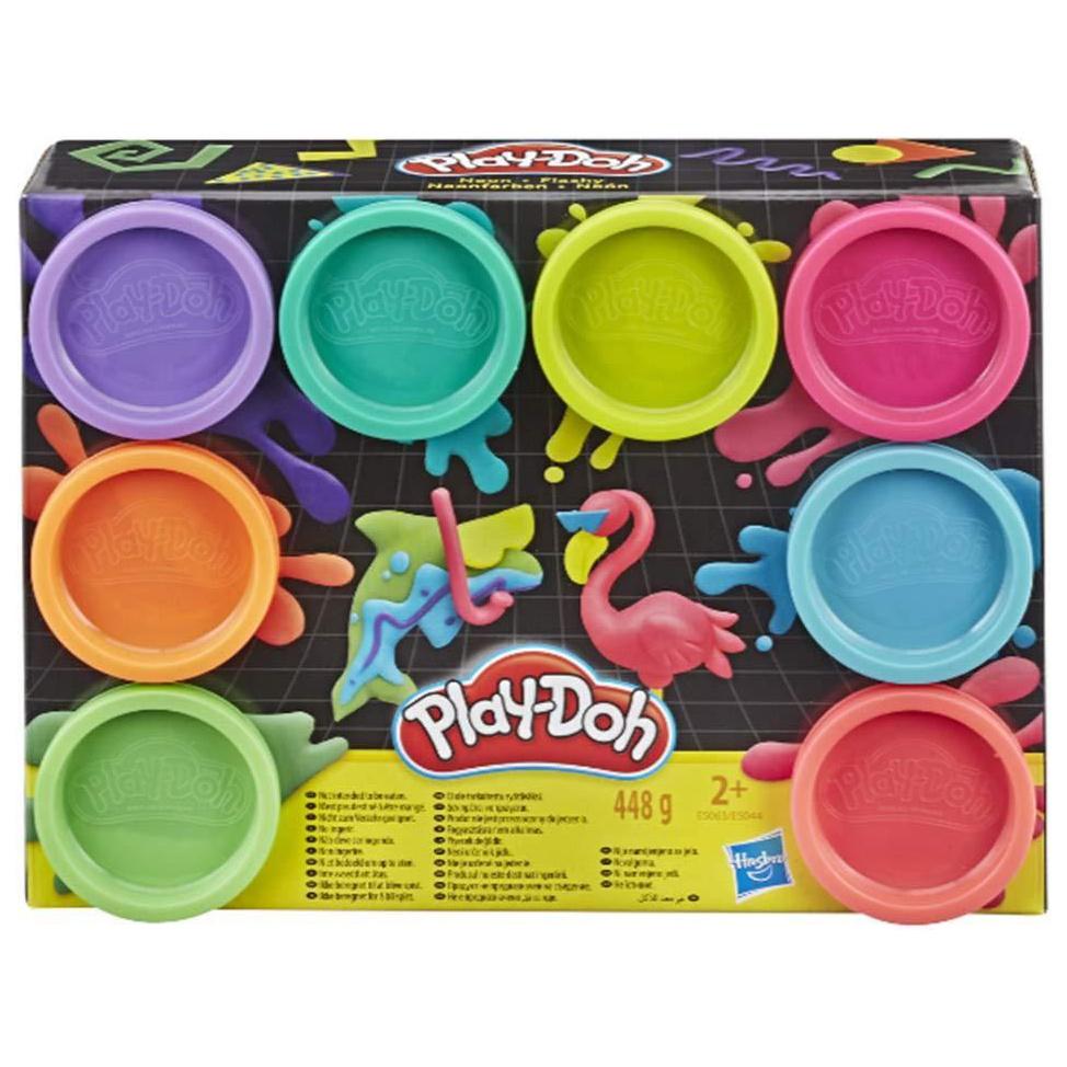 Набор пластилина Hasbro Play Doh 8 цветов
