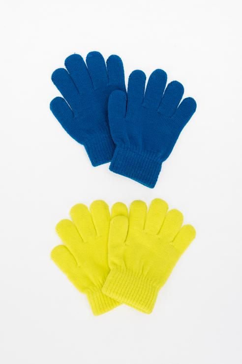 Комплект перчаток (2 пары) для мальчиков Icepeak,