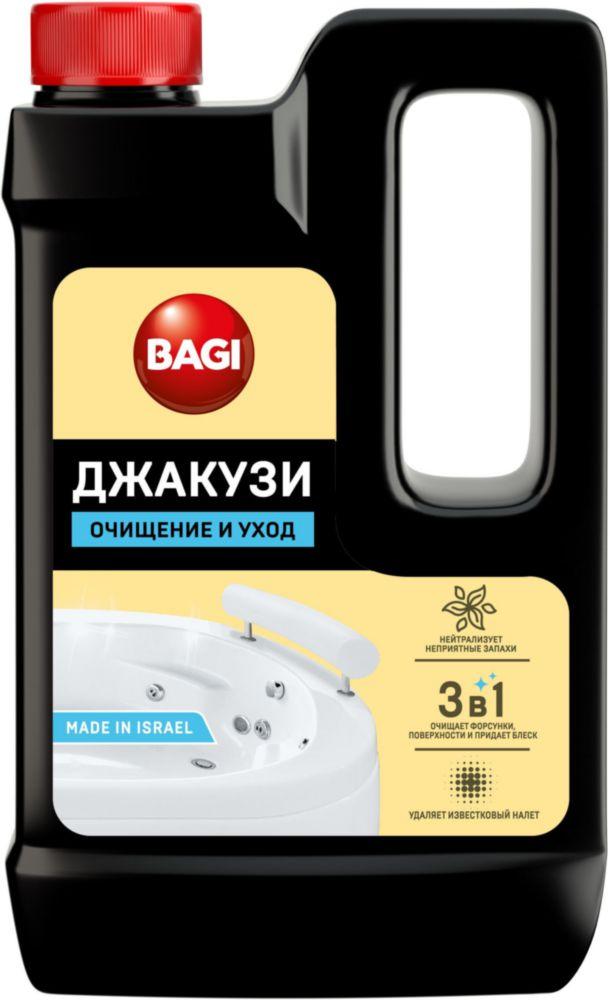 Чистящее средство для ванных комнат 3в1 Bagi