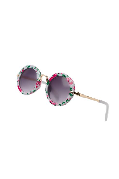 Солнцезащитные очки для девочек PlayToday, цв. мультиколор