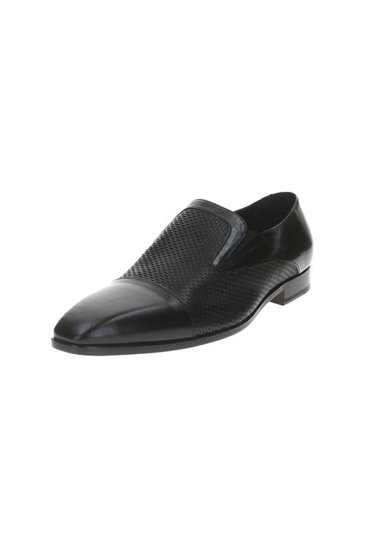 Туфли мужские Alberto Guardiani GU68016/ST00 черные 41,5 RU фото