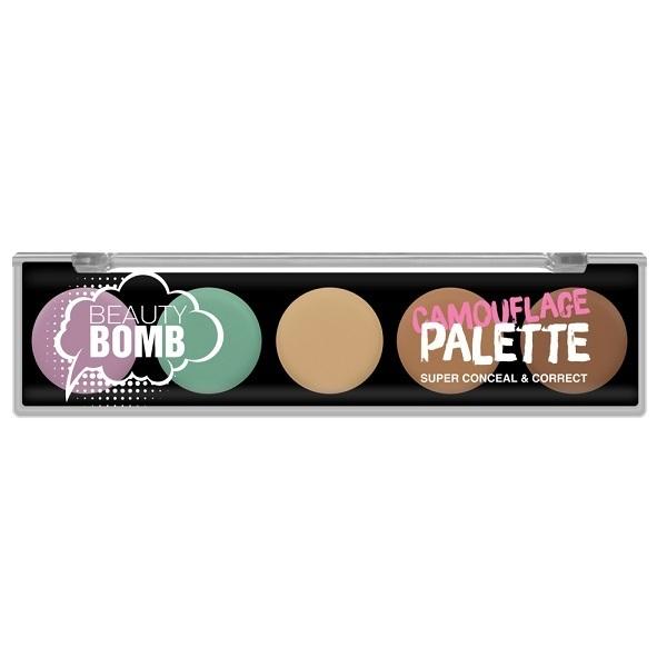 Палетка консилеров Beauty Bomb