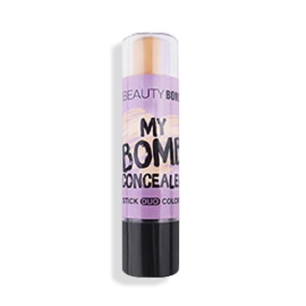 Консилер Beauty Bomb стик двухцветный