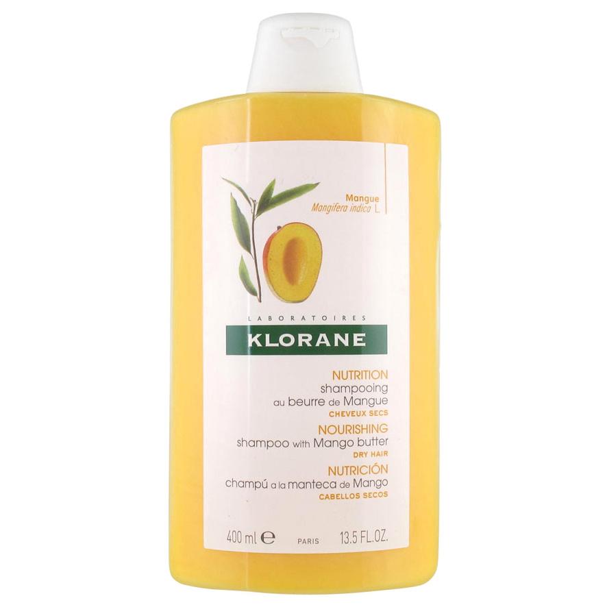 Купить Шампунь Klorane Питательный с маслом манго 400 мл