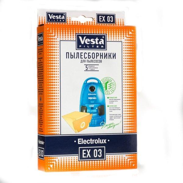 Пылесборник для пылесоса Vesta Filter EX