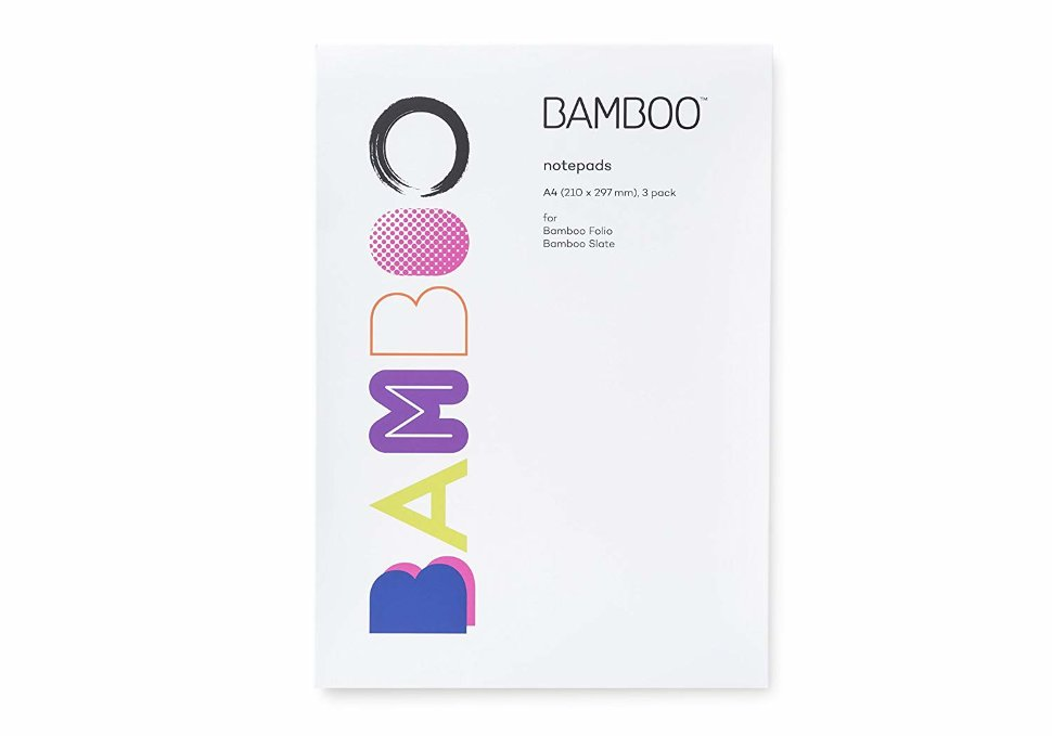 Бумажный блокнот WACOM для Bamboo Folio/Slate