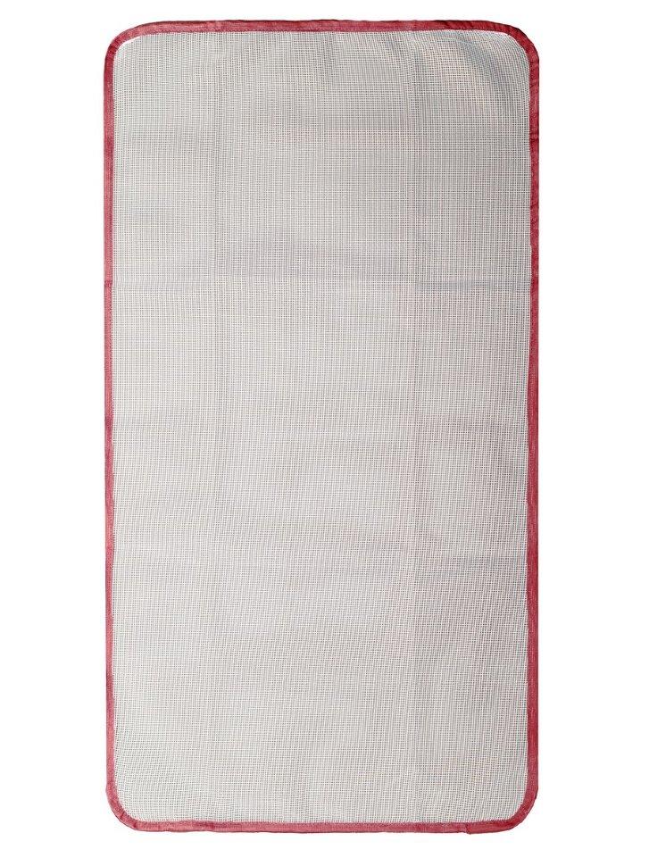 Сетка для глажки Радиус, бело коричневый, 400х600,