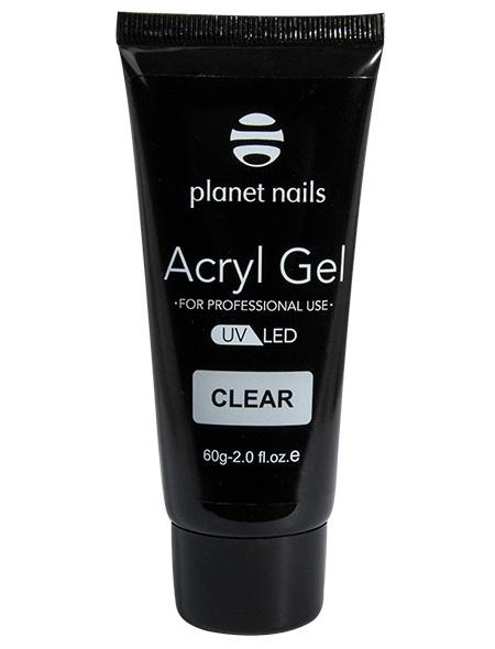 Купить Гель Acryl Gel прозрачный, 60гр Planet Nails 139-11500