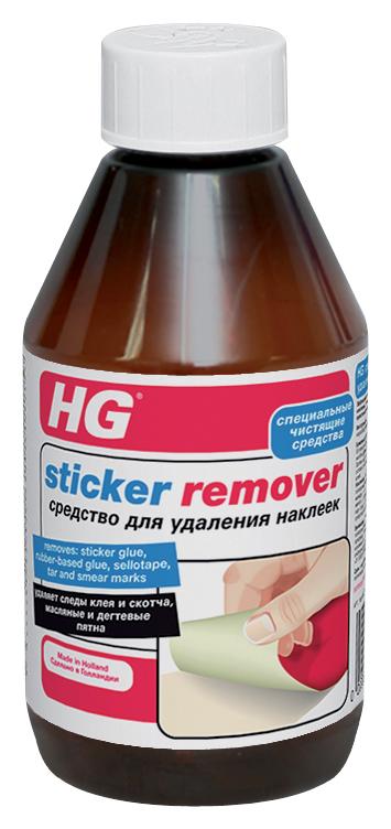 Средство HG для удаления наклеек 0.3 л