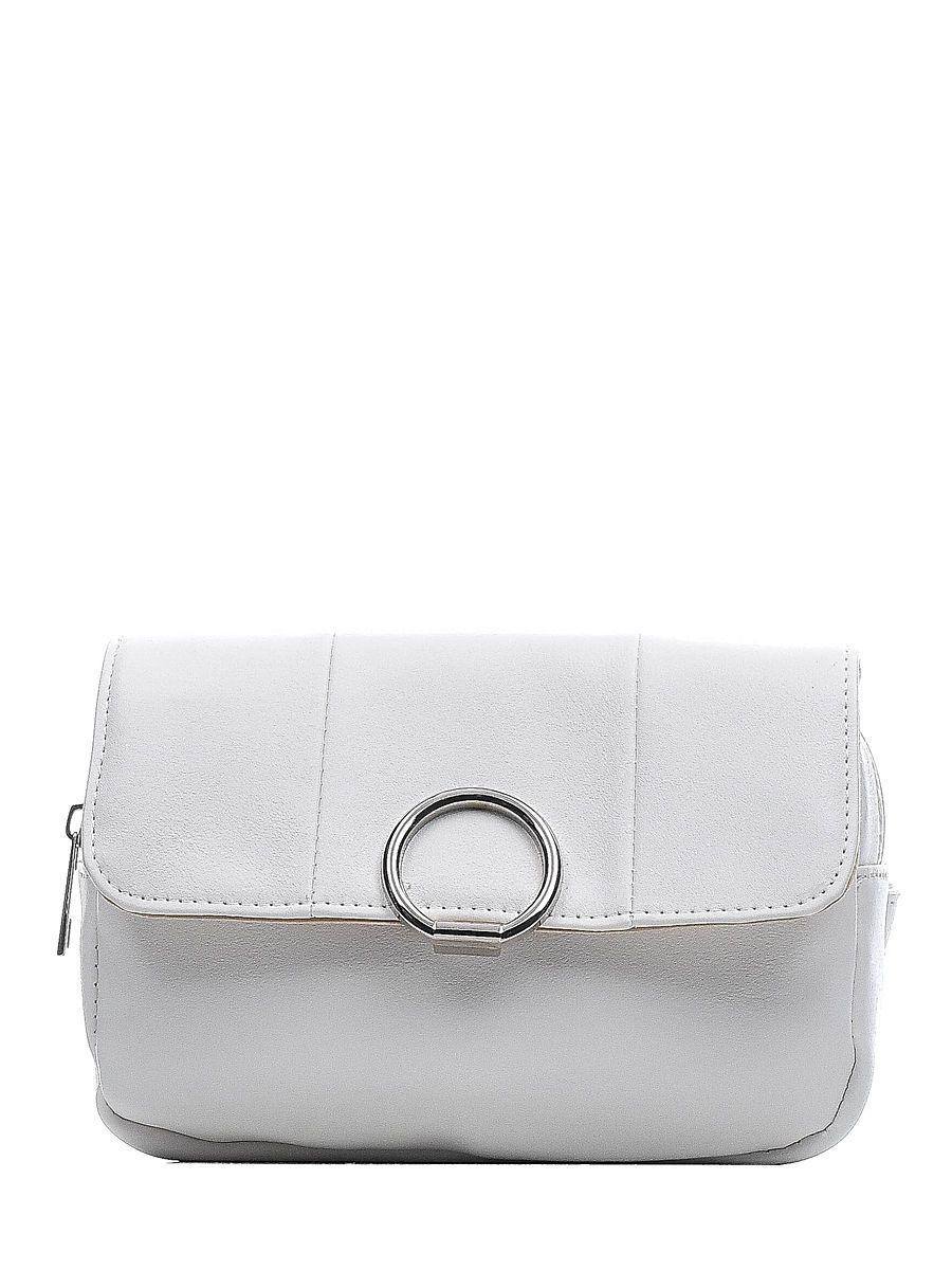 Поясная сумка женская Modis M201A00728W001ONE белая