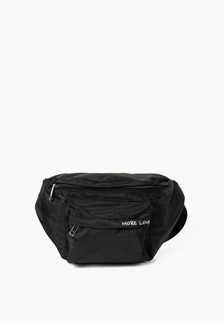 Поясная сумка женская Modis M201A00688B001ONE черная