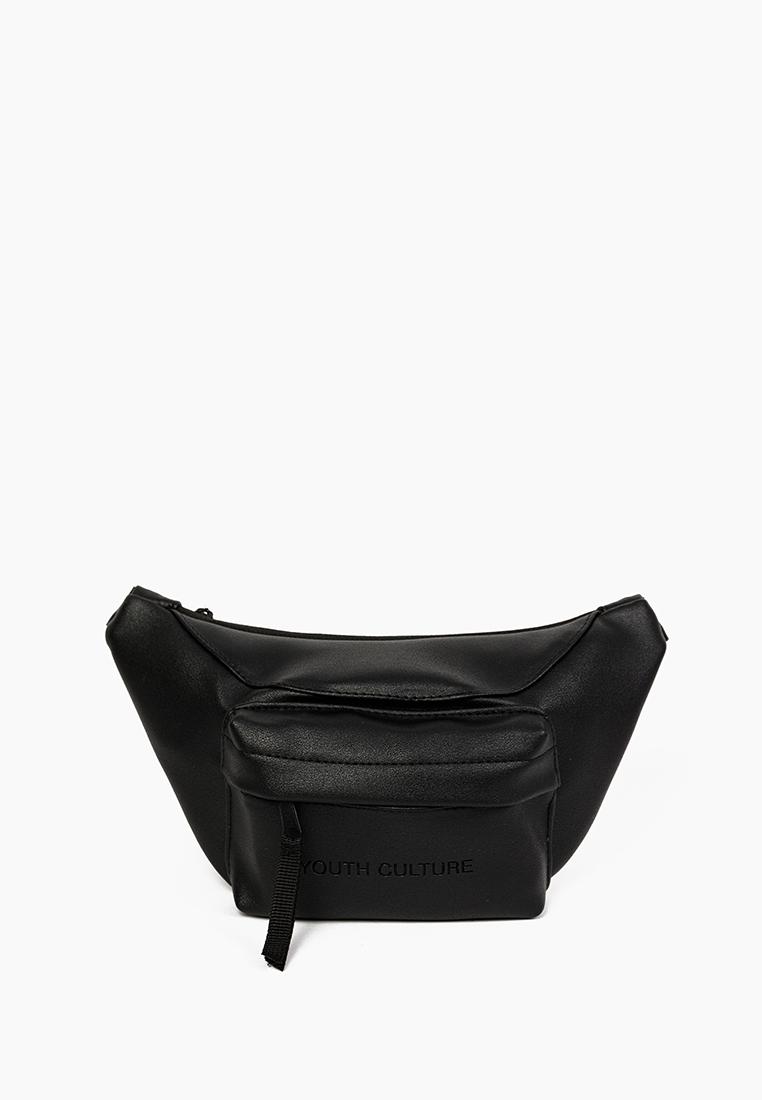 Поясная сумка женская Modis M201A00081B001ONE черная