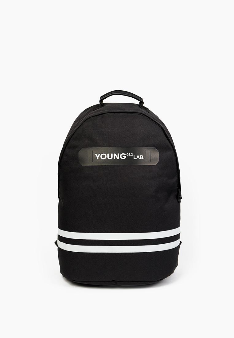 Рюкзак мужской Modis M201A00077B001ONE черный