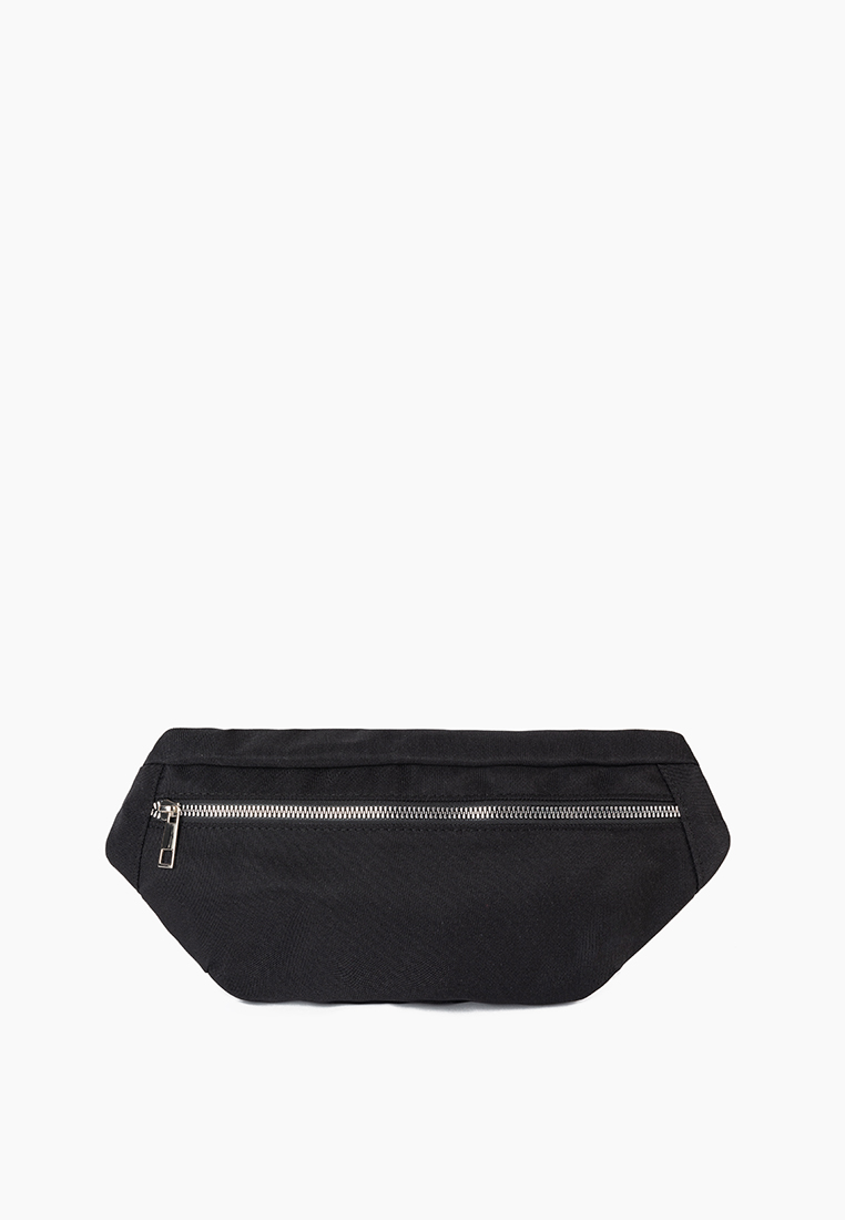 Поясная сумка женская Modis M201A00056B001ONE черная