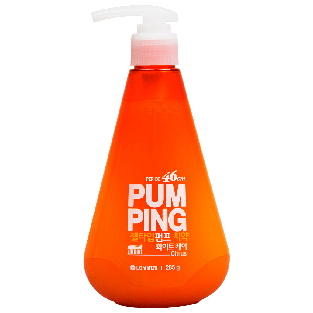 Зубная паста Perioe Whitening Pumping Toothpaste