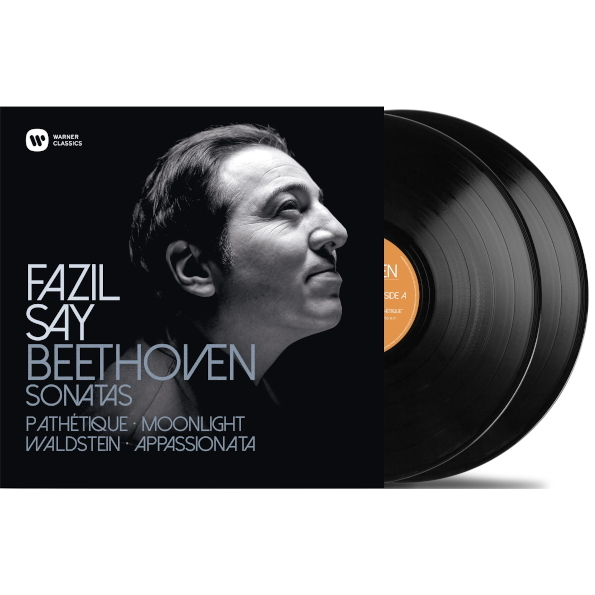 Fazil Say Beethoven Sonatas: Pathetique, Moonlight, Waldstein,