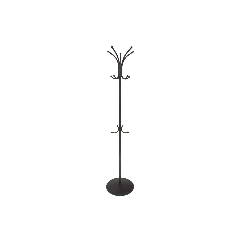 Вешалка Мебелик напольная Пико 4 Черный