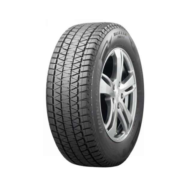 Шины Bridgestone Blizzak DM V3 235/55R17