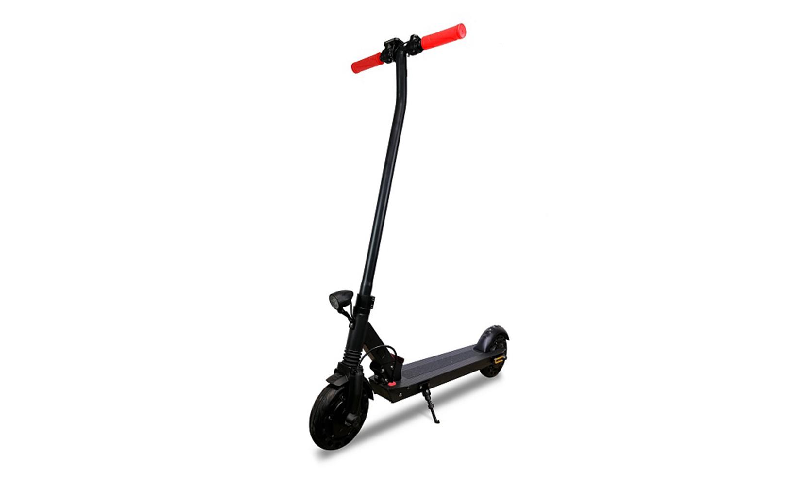 Электросамокат iconBIT Kick Scooter Street DUO 2020 black