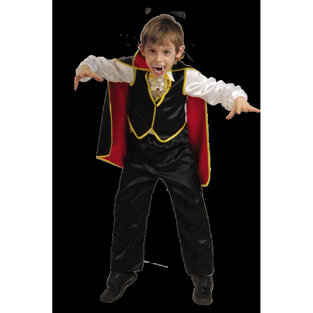 Купить 8006, Карнавальный костюм Батик Дракула, размер 134, Детские карнавальные костюмы