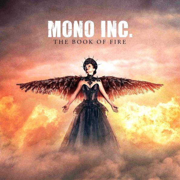 Mono Inc. The Book Of Fire (CD) Soyuz Music