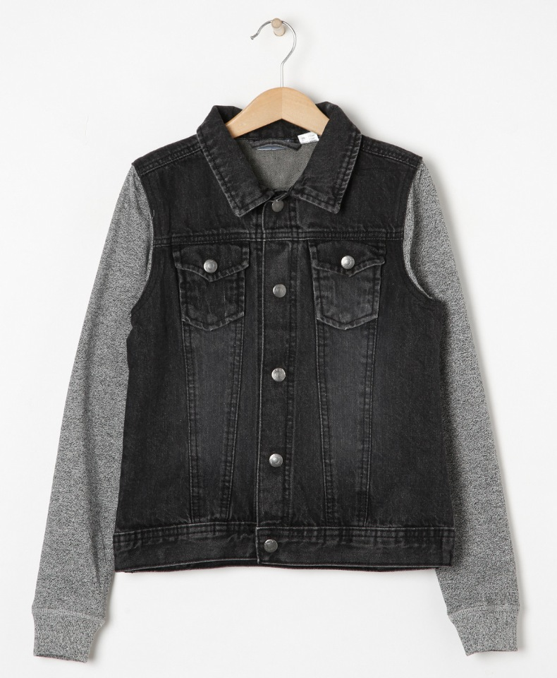 Куртка для мальчика PEPPERT\'S KS-7 черный р.152