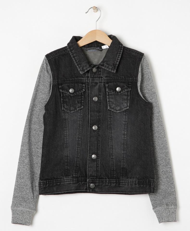 Куртка для мальчика PEPPERT\'S KS-7 черный р.128