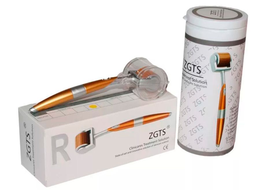 Мезороллер 192 иглы длиной 1.5 мм ZGTS