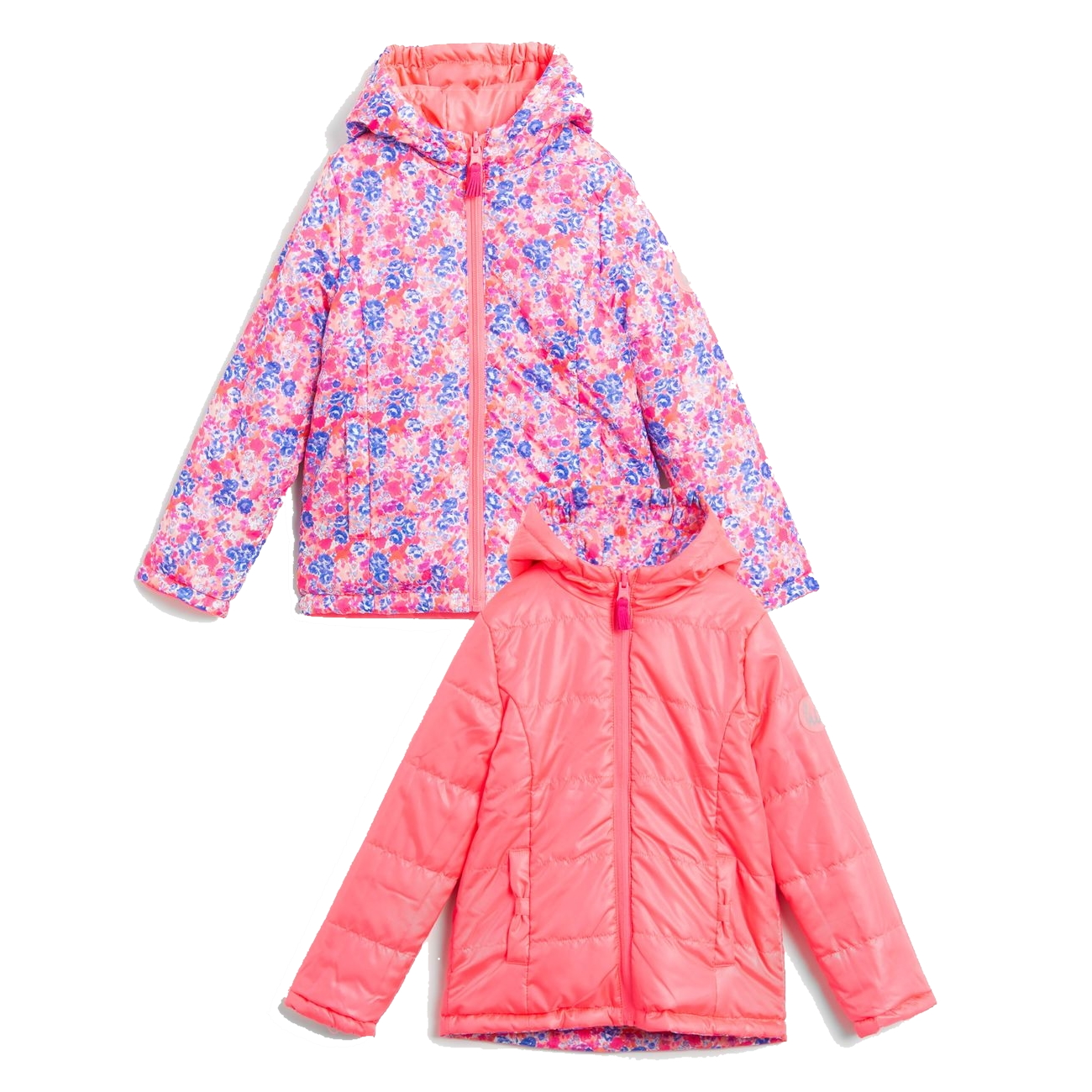 Куртка для девочки COCCODRILLO цв.мультиколор р.74