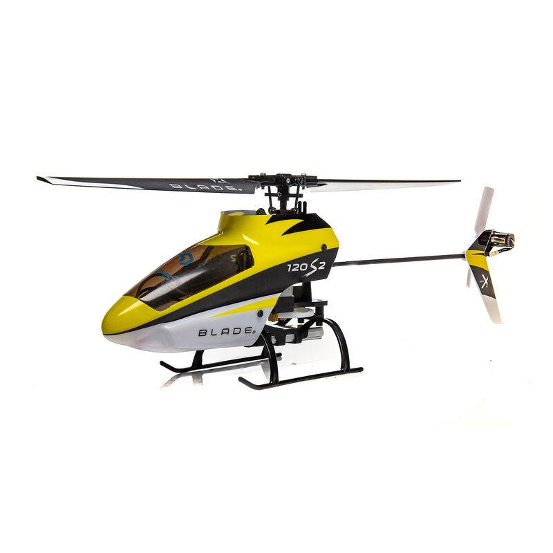 Радиоуправляемый вертолет Blade 120 S2 RTF