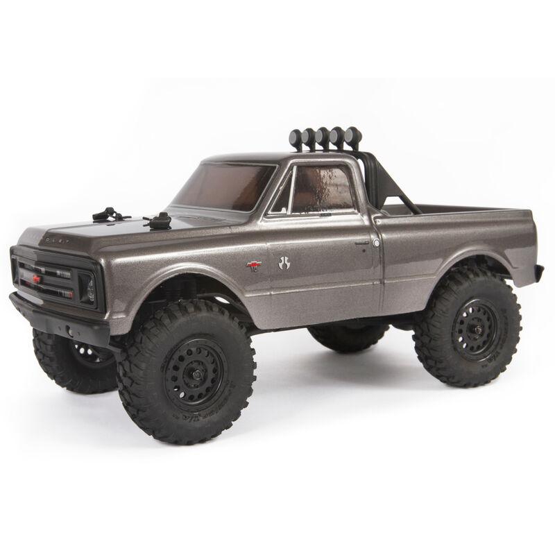 Купить Радиоуправляемая машинка Axial 1:24 SCX24 1967 Chevrolet C10 4WD Brushed RTR,