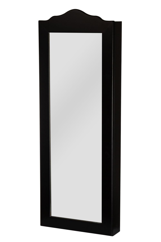 Зеркало-шкаф BORTEN FYS60807 BLACK