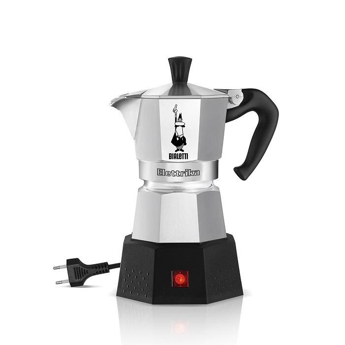 Электрическая гейзерная кофеварка Bialetti Moka Elettrica 2