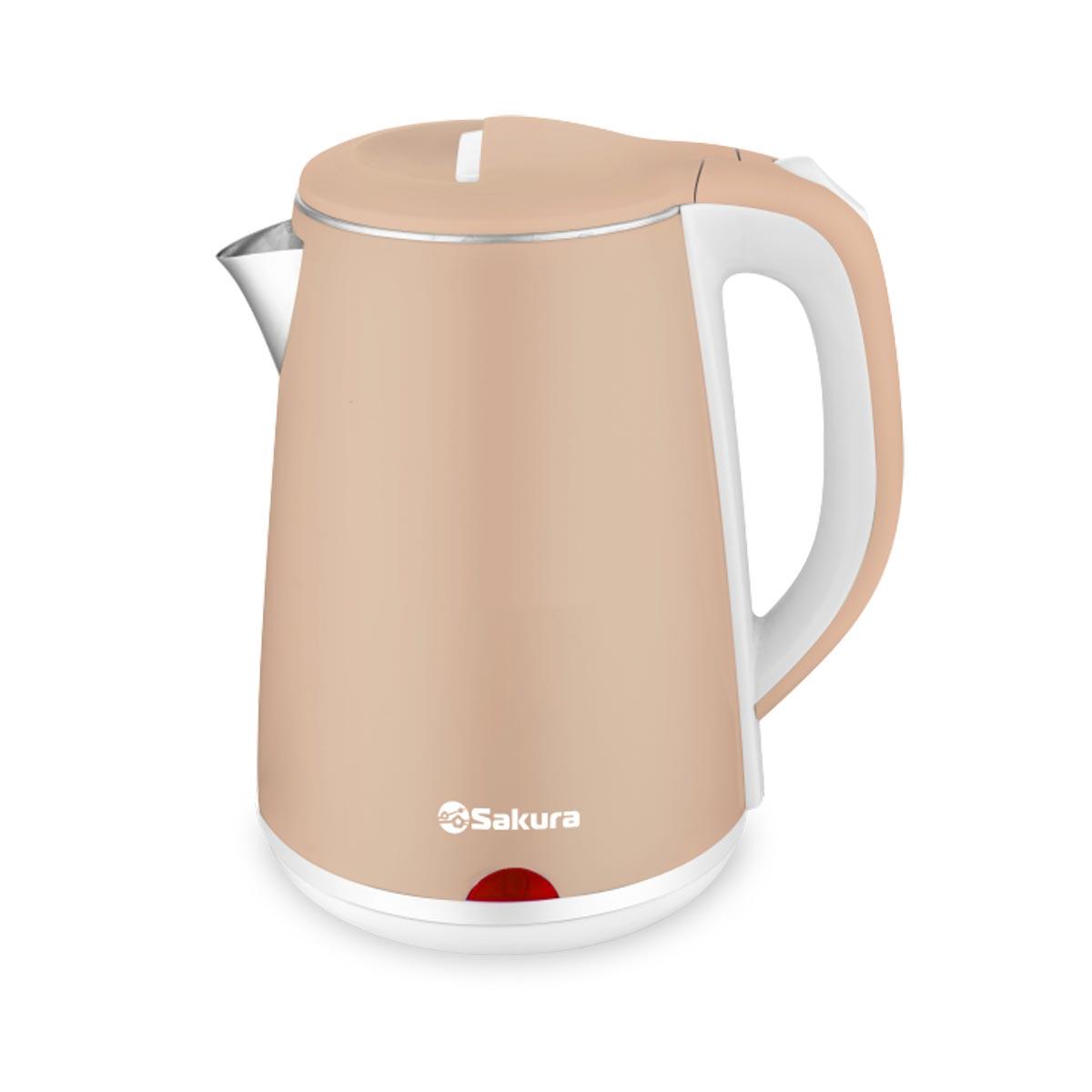 Чайник электрический Sakura SA 2150WBG