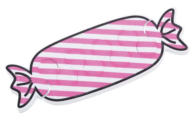 Купить Разделители для пальцев DEWAL BEAUTY 1 пара, розовый TS-38P