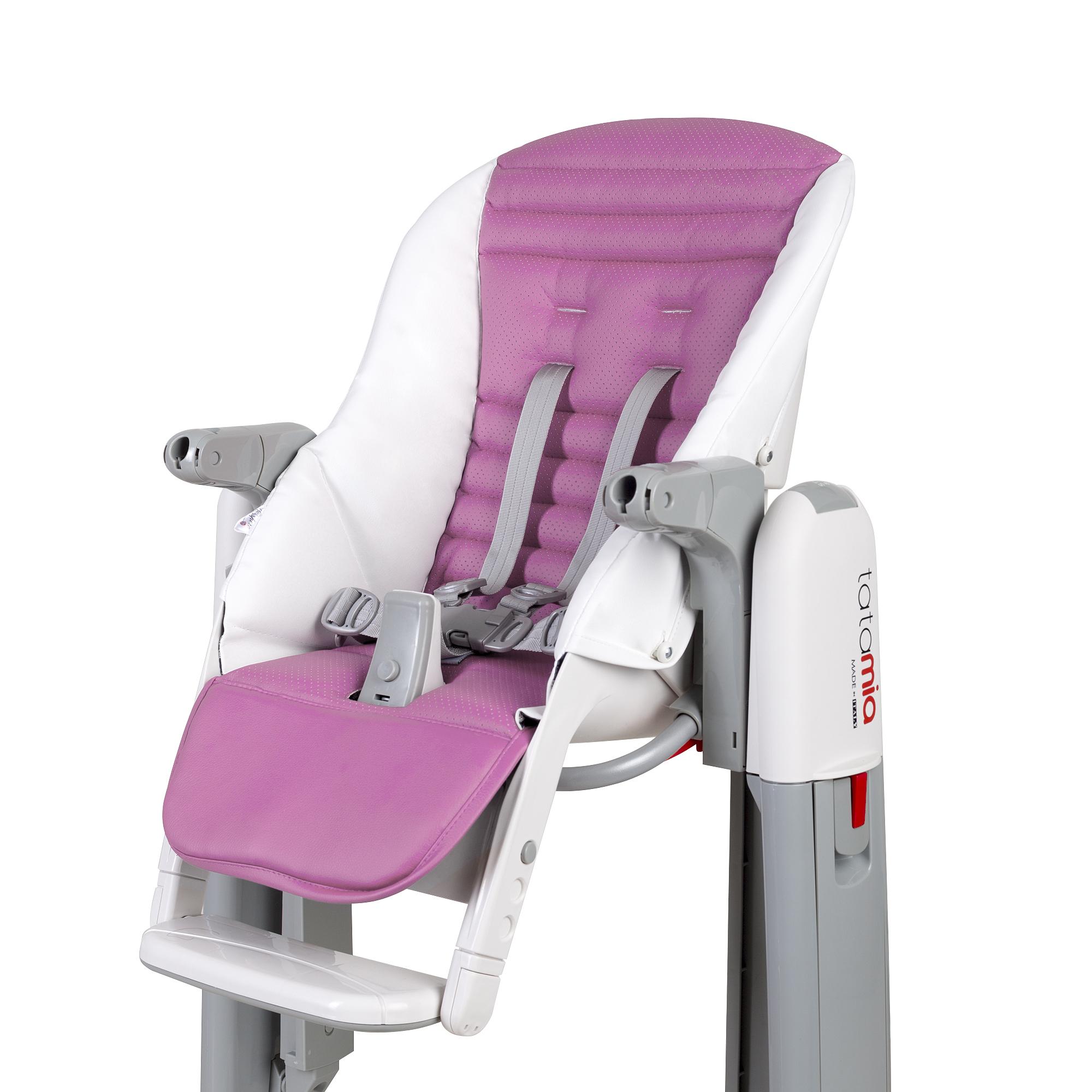 Сменный чехол Esspero для Peg-Perego Tatamia Siesta Sport Leatherette Pink