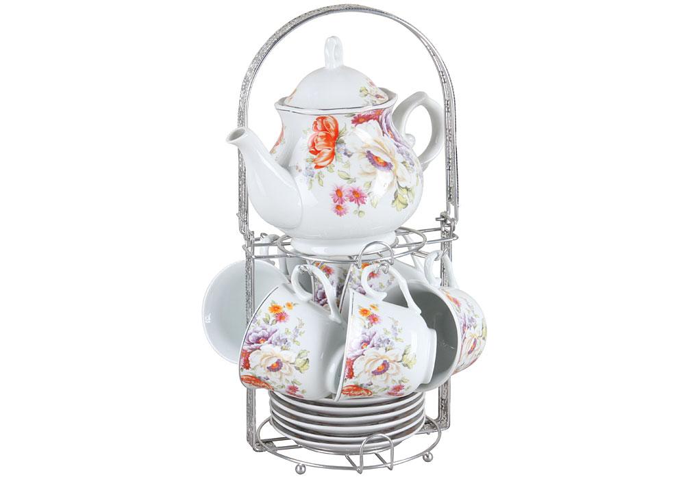 Чайный набор, 14 предметов Rosenberg RPO 115044