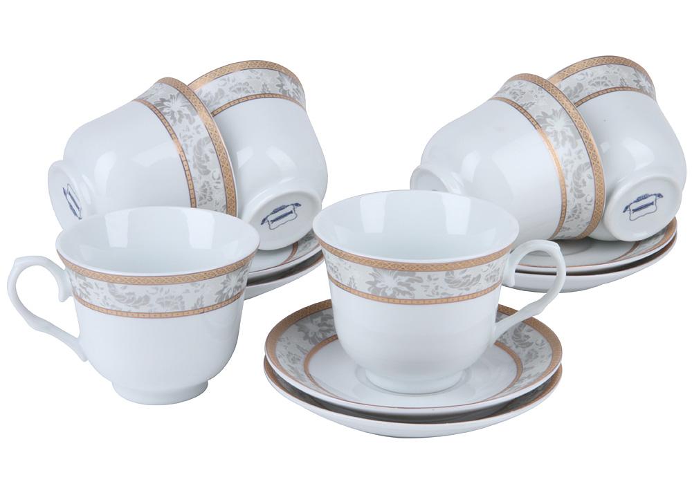 Чайный набор, 12 предметов Rosenberg RPO-115032 Paradiso фото