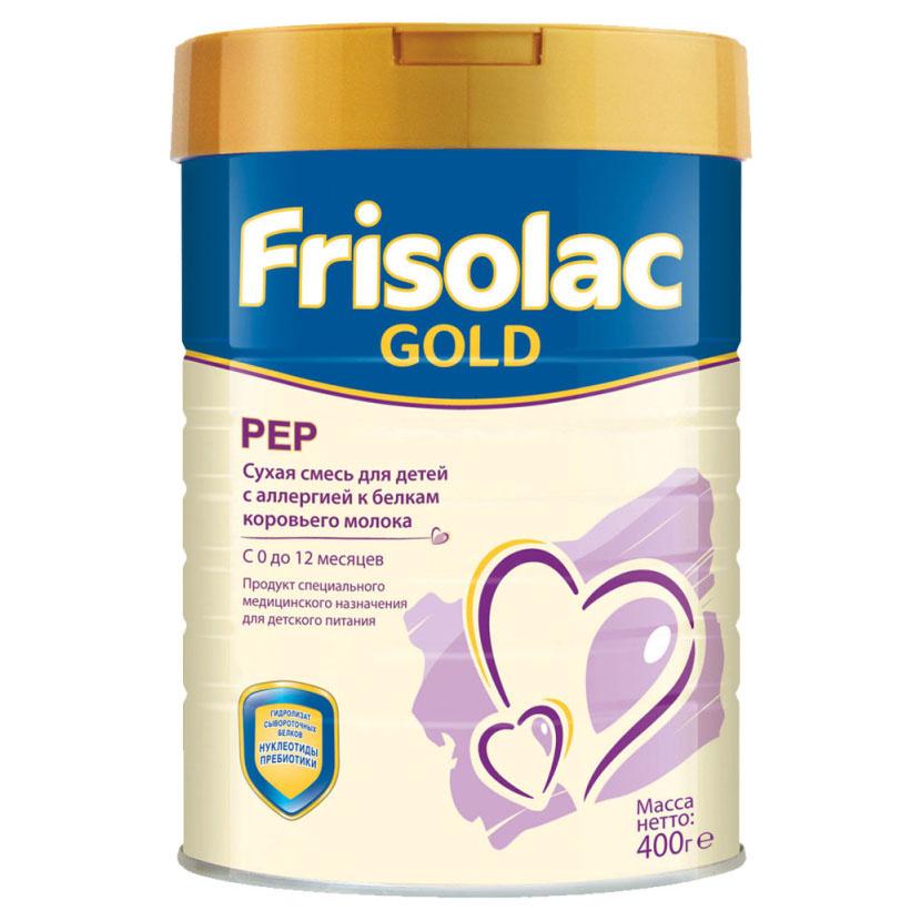Молочная смесь Friso Gold Pep от 0 до 6 мес. 400 г фото