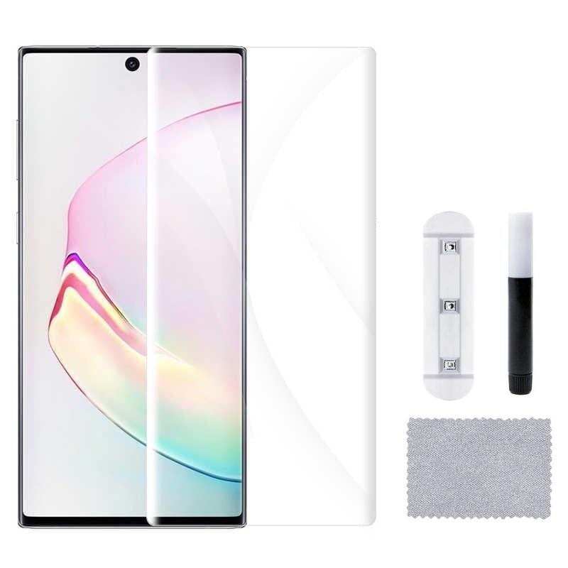 Защитное стекло для смартфона UV-Glass для Samsung Galaxy S20 Ultra