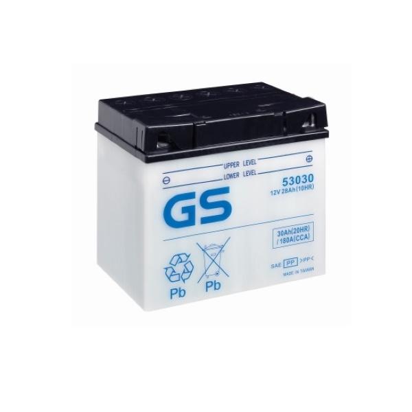 Аккумулятор GS 53030 (б/э) 1351.