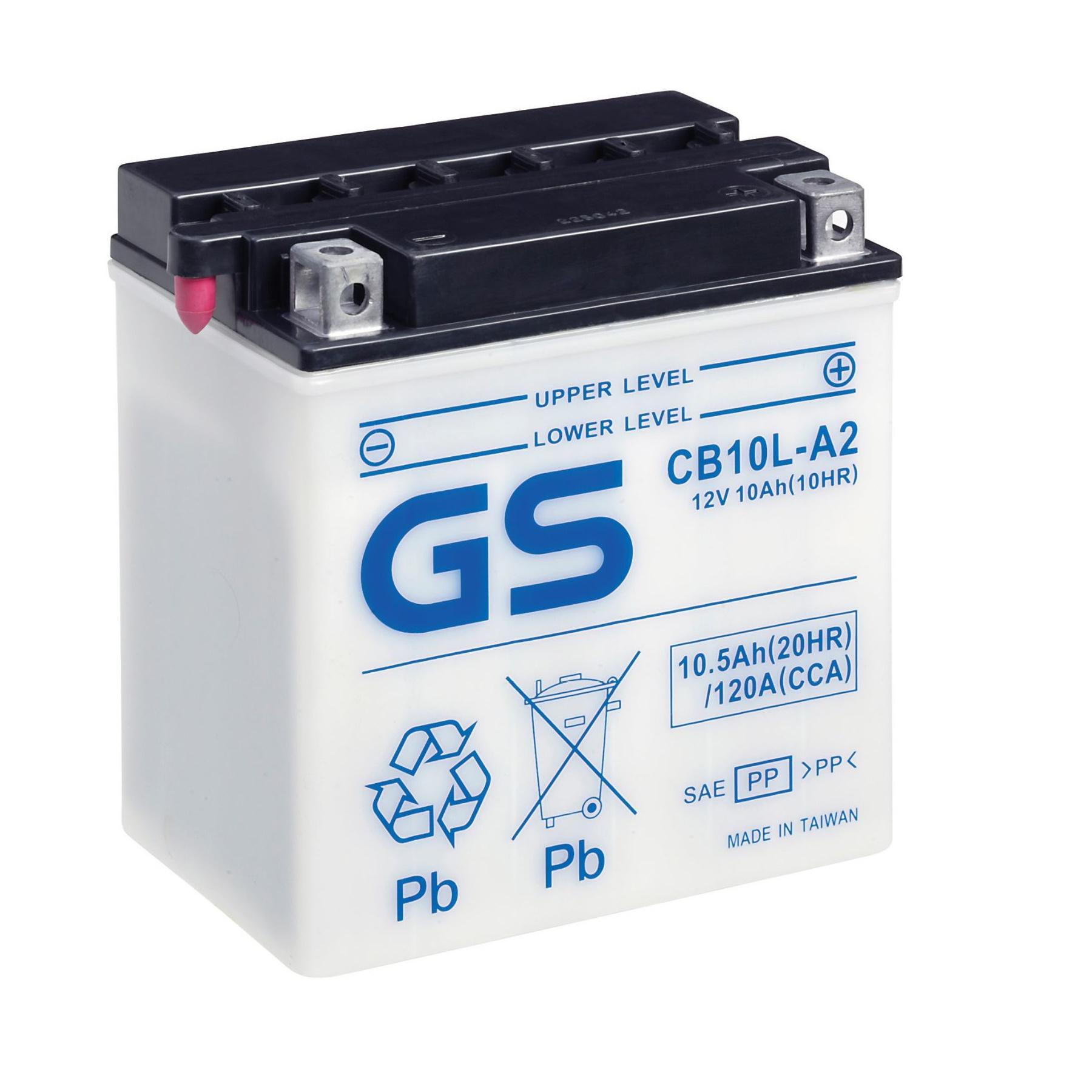 Аккумулятор GS CB10L-A2 1125.