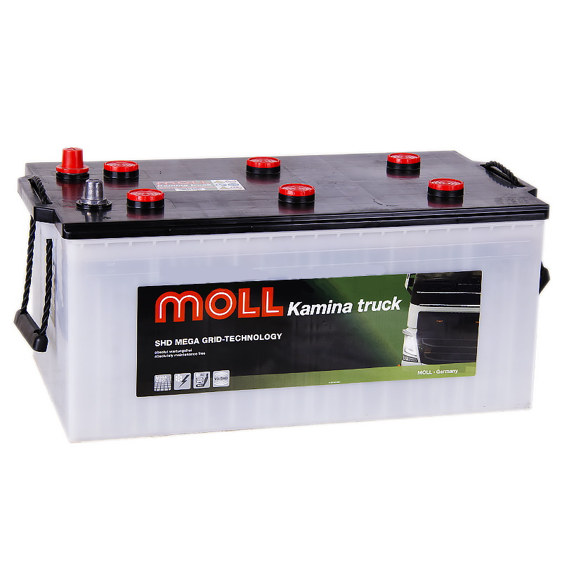 Аккумулятор MOLL SHD 225L 696 по цене 21 800