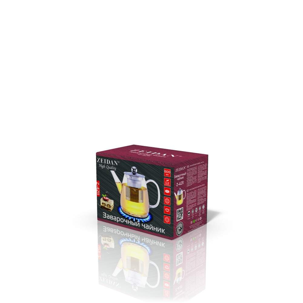 Заварочный чайник Zeidan Z 4211