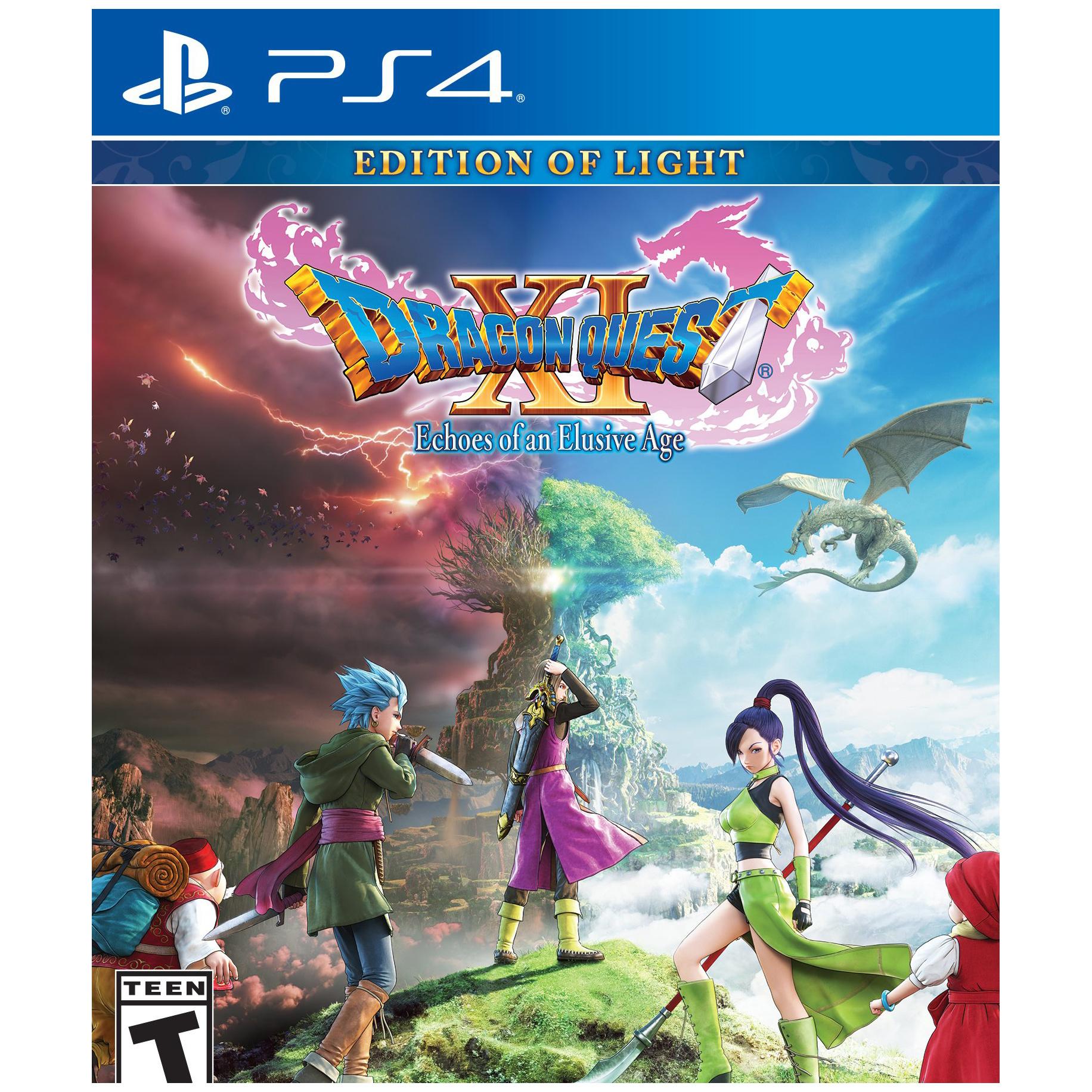 Игра Dragon Quest XI для PlayStation 4